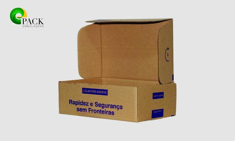 Caixa para correio personalizada