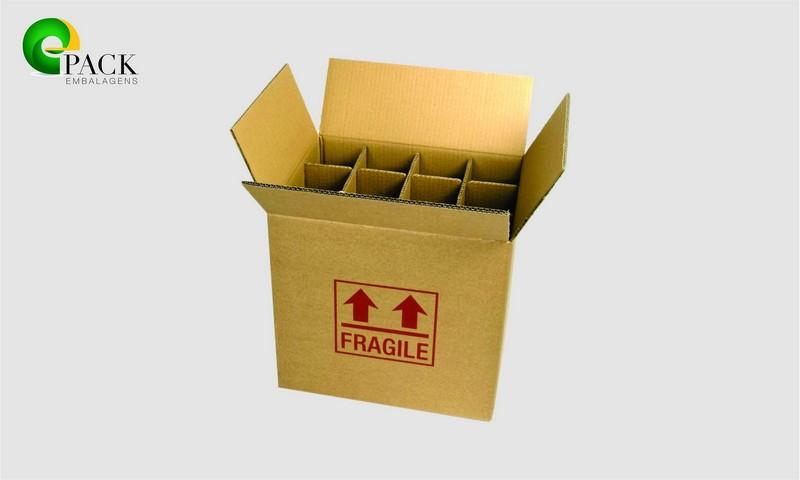 Embalagens personalizadas sp