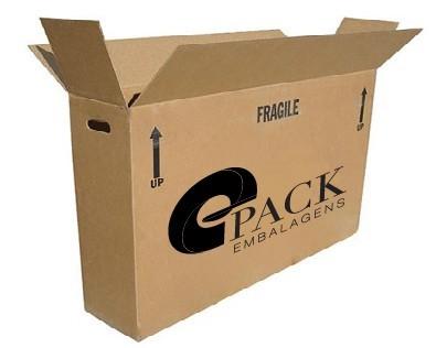 Fabrica de embalagens de papelão personalizadas